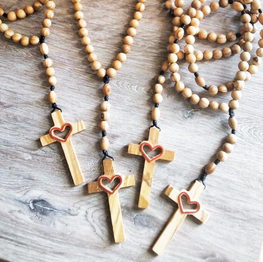 Innamorati Rosario Jesus Charitas