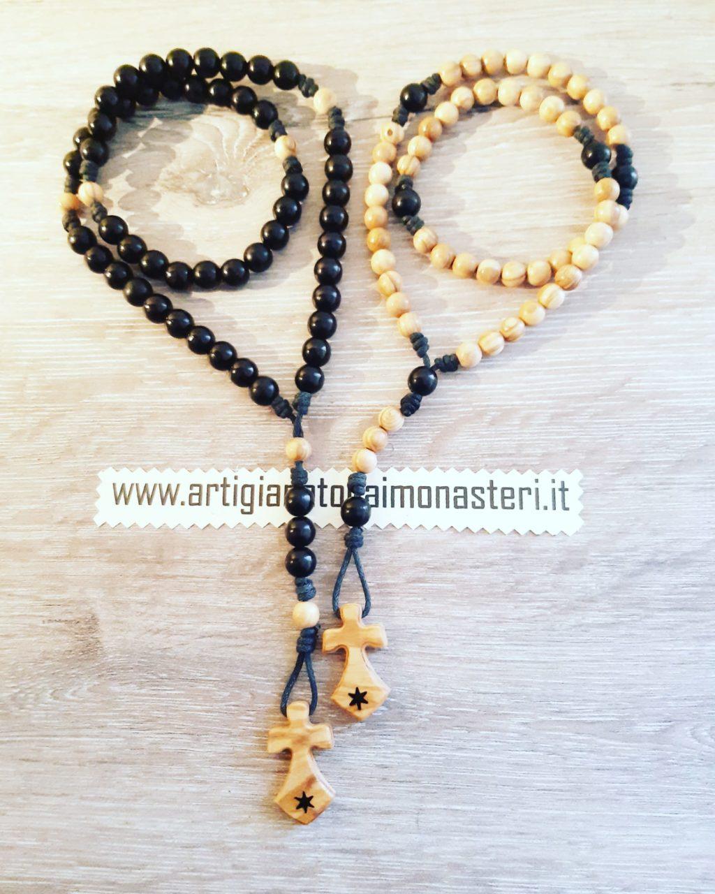 Rosario Carmelitano Black or Gold