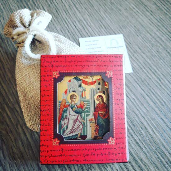 Bomboniera Icona Annunciazione