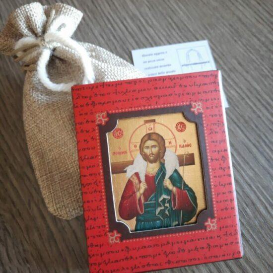 Icona Gesù Buon Pastore Bomboniere