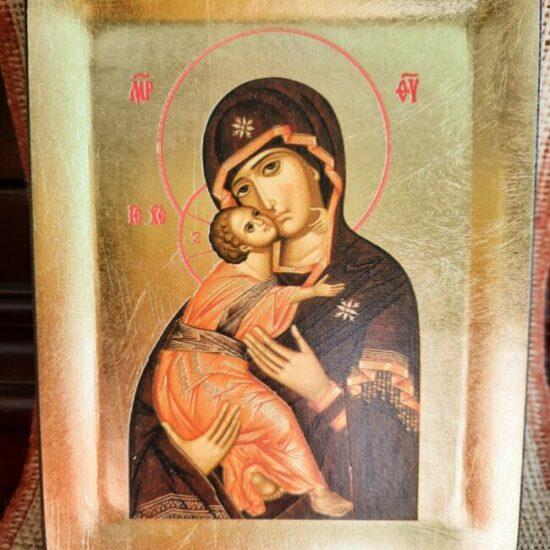Icona Madonna della Tenerezza di Vladimir