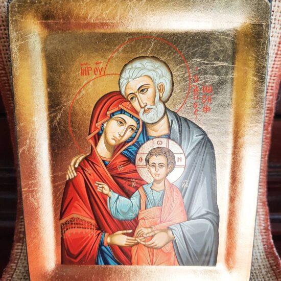Santa Famiglia Icona
